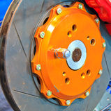 New brake disc Royalty Free Stock Image