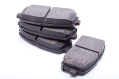 New Brake Pads Stock Photo