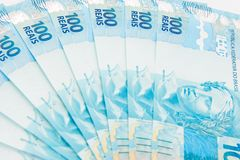 New Brazilian Money Stock Images