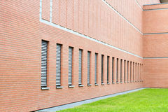 New brick building Stock Photos