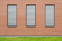New brick building Stock Photography