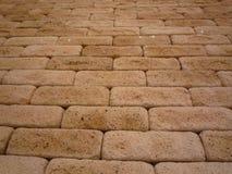 New brick-wall Royalty Free Stock Image