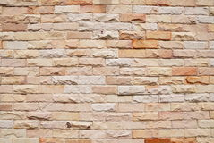 New Brick Wall royalty free stock photography