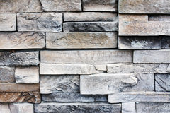 New Brickwork Stock Photography