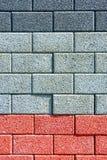 New brick wall Royalty Free Stock Photos