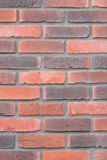 New brick wall texture background Royalty Free Stock Photos