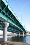New bridge. Royalty Free Stock Images