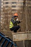 New bridge construction Stock Photos