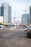 New bridge Stock Photo
