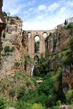 New Bridge, Ronda Stock Photos