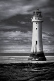 New Brighton Lighthouse Royalty Free Stock Image