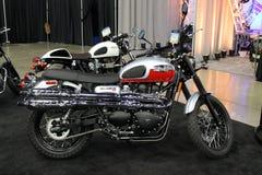 New british motorcycle Stock Photos