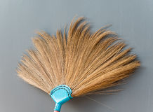 New broomstick. Royalty Free Stock Photo