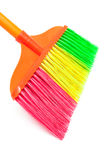 New brush the floor Royalty Free Stock Photo