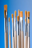 New Brushes Royalty Free Stock Photos