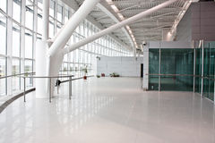 New Bucharest Airport - 2011 Royalty Free Stock Image