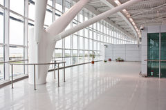 New Bucharest Airport - 2011 Royalty Free Stock Photos