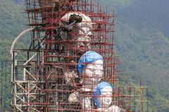 New buddha statue Stock Photo