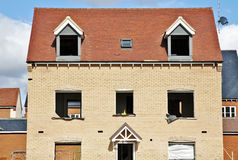 New build housing Royalty Free Stock Photography