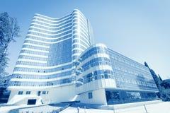 New building against the sky Stock Photos