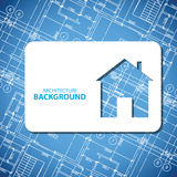 New building background Royalty Free Stock Images
