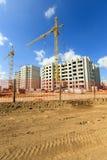 New building . Belarus Stock Images