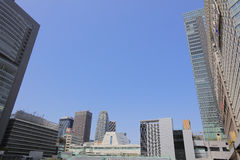 New building of Busta Shinjuku Royalty Free Stock Photography