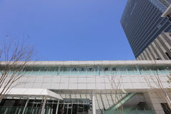 New building of Busta Shinjuku Royalty Free Stock Image