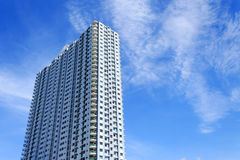 New building condominium. Stock Photos