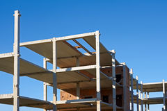 New building construction Stock Images