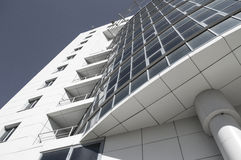 New building Royalty Free Stock Photo