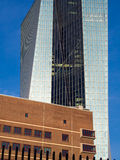 The new building of the European Central Bank Headquarters, ECB, Royalty Free Stock Photography