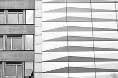In  the new   building london skyscraper      financial distric Stock Photo