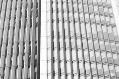 In  the new   building london skyscraper      financial distric Royalty Free Stock Photography