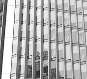 New building in london skyscraper      financial district and wi Royalty Free Stock Image