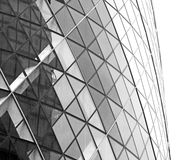 new     building in london skyscraper      financial district an Royalty Free Stock Images