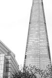 New     building in london skyscraper      financial district an Royalty Free Stock Photos