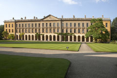 The New Building of Oxford Magdalen College, Stock Images
