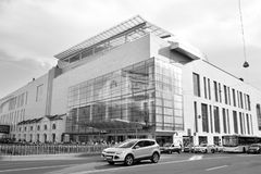 New building of the second stage of the Mariinsky theatre royalty free stock photos