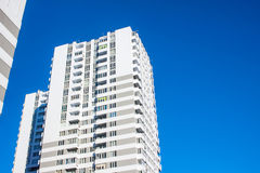 New building tower Stock Image