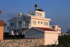 New buildings, the areal Crystal Rocks, Salamis, Northern Cypru Stock Image