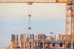 New buildings Royalty Free Stock Photography