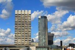 New buildings London Stock Photos