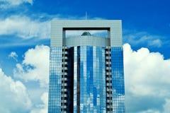 New buildings modern business center Stock Image