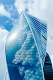 New buildings modern business center Royalty Free Stock Photography