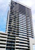 New built residential apartment skyscraper Royalty Free Stock Image