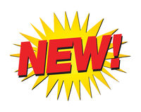 NEW BURST. NEW Starburst for sales & promotions