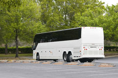 New Bus Stock Photo