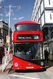 New Bus For London Royalty Free Stock Photos