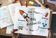 New Business Achievement Organization Progress Concept Stock Photo